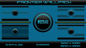 Frontier Wallpack