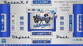 RacerX2 Docks