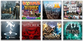 Games Square Case Pack 06