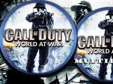 Call of duty 5 Circle Icons