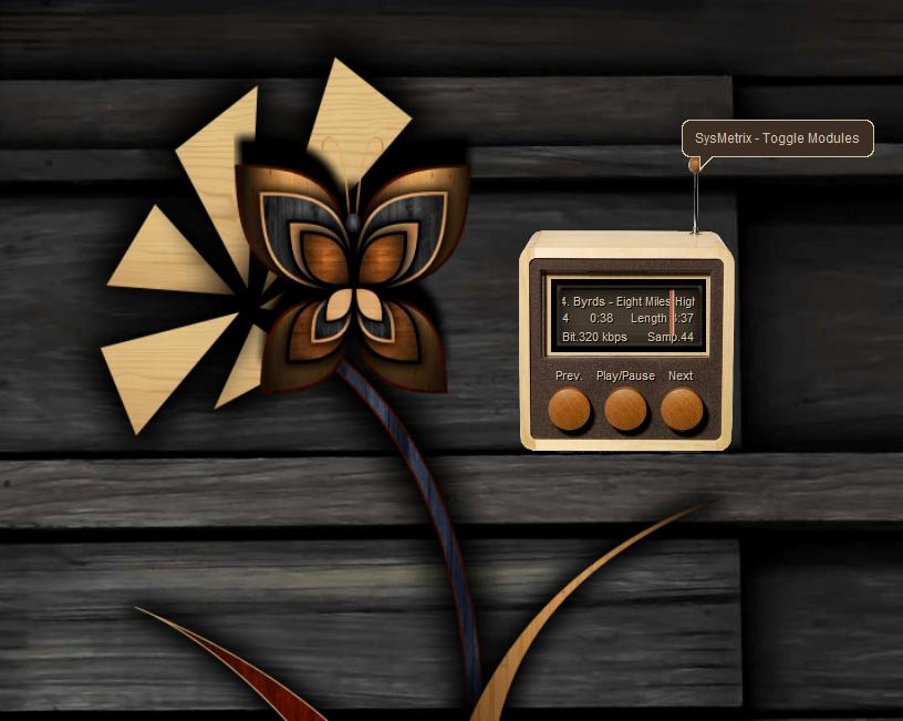 Wood Tunes SMX