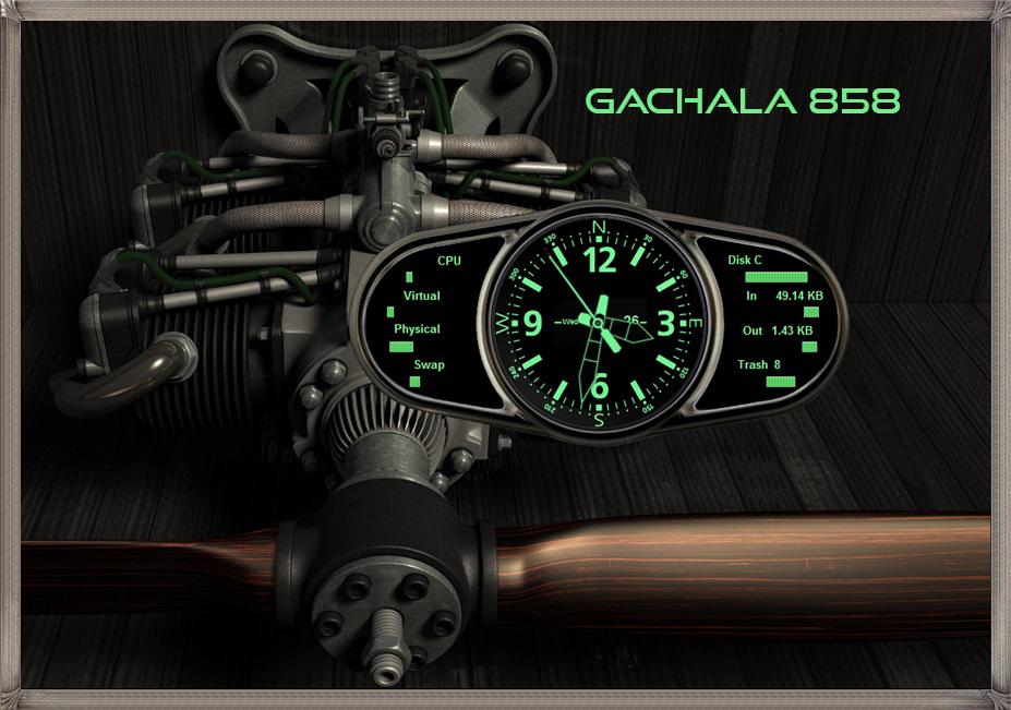 Gachala 858