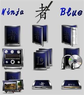 Ninja Blue
