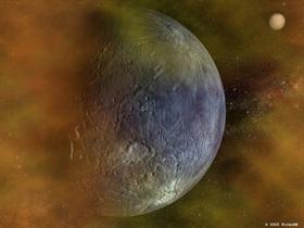 Quaoar Planet
