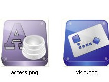 Tablet Icons Pack 2