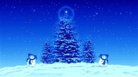 Blue Christmas ScSv
