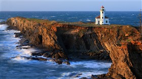 Cape Arago Lighthouse ScSv