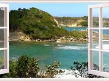 Window Sea View