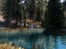 Skyrim Scenic River v2