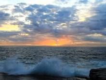 Sunset Sea II