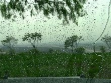 Screen Rain