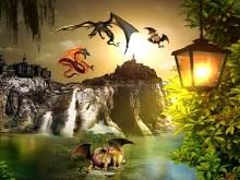 Dragon Island 2pk