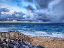Stormy Beach