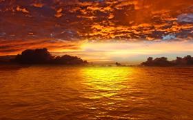 amazing sunset bootskins