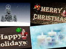 Holiday Wall Pack II