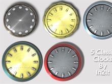 5 Classic Clocks