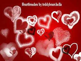 heartbrushes
