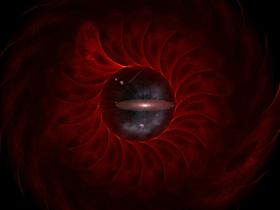 Eye of the universe!