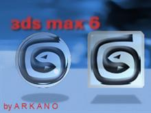 3DS Max 6 Glass