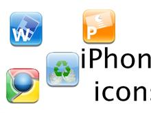 iPhone-esque icons pack