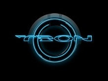 Disc of TRON