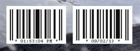 Barcodes 1.1