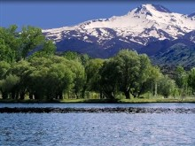 mount erciyes turkey