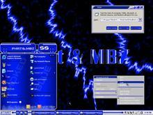 XP SmokedBlue