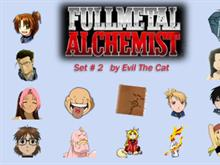 FullMetal Alchemist Set 02