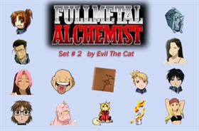 FullMetal Alchemist Set 02