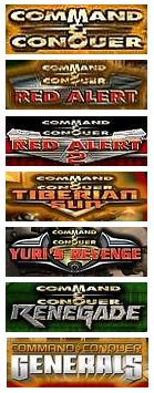 Command &amp; Conquer 7 Pack
