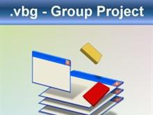 Visual Basic: Group Project (*.vbg)