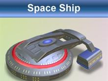 Recycle Bin: Space Ship