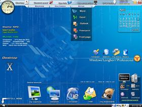 win2010 for desktop x