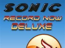 SONIC Record Now Deluxe