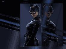 Catwoman booty