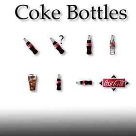 Coke Bottles
