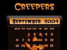 Creepers rainy