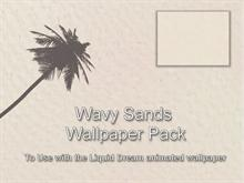 Wavy Sands Wallpaper Pack