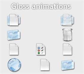 Gloss Animations