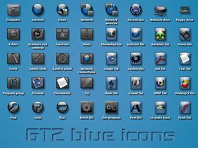 GT2 blue
