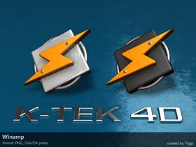 K-TEK 4D Winamp