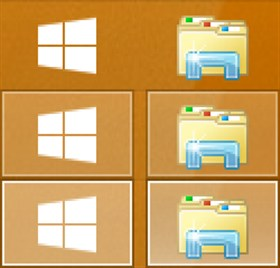Windows 8 Button Style
