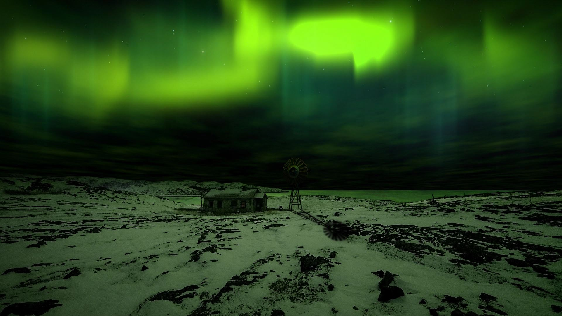 Northern Lights HD