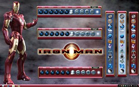 Ironman Tabbed & Side Docks