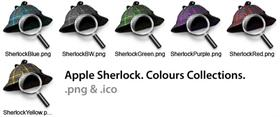 Apple Sherlock Colours