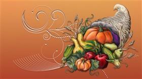 Thanksgiving Cornucopia LV
