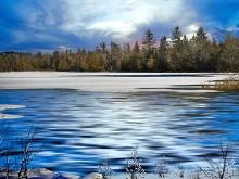 Winter River LV