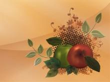 Thanksgiving Apples LV