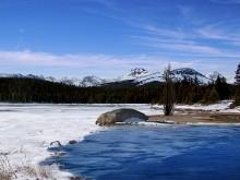 Colorado Snow LV